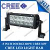 "Waterproof 8"" 36W Dual Row CREE LED Light Bar ATV/UTV/SUV"