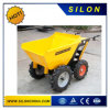 Mini Tipping Engine Skid Steer Dumper with Ce / ISO / SGS (250kg)