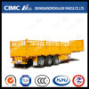 3axle Stake/Cargo Semi Trailer (with twist locks can carry container)