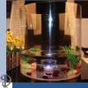 Plastic Cylinder Fish Bowl Acrylic Display Stand