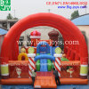 Large Inflatable Fun City, Inflatable Bouncer for Sale (BJ-F02)