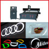 Hsd Spindle Vacuum Table CNC Router Engraving Machine