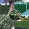 Green Wall Fence Cheap Garden Hedges Decorative Artificial Hedge