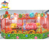 Amusement Kiddy Ride Machine Happy Spray Balls Car