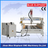 Ele-1325 High Z Axis 4 Axis Rotary Carving Machine for Wood Furniture, MDF, PVC, PCB, Acrylic