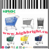 Colourful Plastic Shopping Cart Trolley