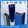 Colorful Aluminium Extrusion Profile in Difference Surface Treatment