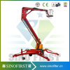 14m 16m Hydraulic Electric Towable Small Articulating Boom Lift