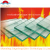 4-19mm Safety Clear Fireproof/Anti-Fire Tempered Glass with SGS
