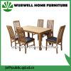 Modern Wood Dining Room Furniture Type Dining Room Set (W-DF-9029)