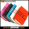 Unique Phone Leather Credit Card Holder Flip Purse Wallet Case for Samsung Galaxy S3 I9300