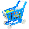 Hot Selling Shopping Cart Kid Toy with Food