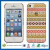 C&T Gold Foil Mobile Phone Cover for Iphon5 5s
