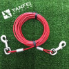 Dog Tie out Cable PVC Coated Wire Cable