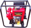 Cast Iron High Pressure Air Cooled Diesel Water Pump