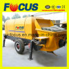 Good Performance Diesel Engine 88m3/H Trailer Concrete Pump with Comptetive Price