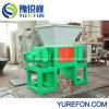 Double Shaft Shredder for Industrial Cardboard/ Waste Plastics/ Mainboard