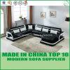 Divan Modern Sofa Set U Shape Leather Sofa with Acoustics