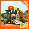Flower Style Outdoor Children Play Area Playground Equipment Slide for Sale