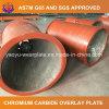Chromium Carbide Coating Wear Plate