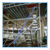 Safe Ce Approved Layher System Scaffolding for Construction.