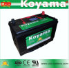 65D31r-Mf N70-Mf 12V 70ah Car Storage Battery