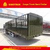 3 Alxe 50 Ton Stake Fence Semi Trailer Truck Trailer Tractor