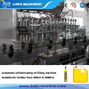 Blend Oil Filling Machine for Viscous Liqiid Filling