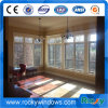 Heavy Duty Hurricane Proof Aluminium Casement Window with Transom