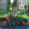 2014 Hot Selling Outdoor Children Amusment Playground Slide