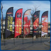 Advertising Shark Flag Flying Banner with Fast Delivery
