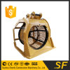 Construction Equipment Parts of Excavator Rotating Sieve Bucket