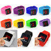 Factory Newest Touch LED Cheap Sport Silicone Watch (BZ-SW011)