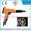 Powder Spray Gun for Automobile Hub in Powder Coating Line