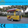 2017 New Outlook Mobile Food Trailer for Sale Ce Approved