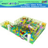 Indoor Kids Castle with Plastic Slide Indoor Playground (MH-05618)