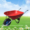 90L&6cbf Large Capacity Wheel Barrow Popular in South America (WB7215)