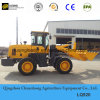 2ton 1.3cbm Bucket Middle Hydraulic Wheel Loader Pilot Control AC