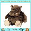 Hippo Stuffed Toy, Plush Stuffed Animal Toy Hippo