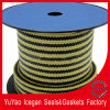 Flexible Expanded/Expandable Graphite Yarn