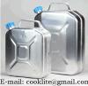 Vandbeholder Af Aluminium / Benzindunk Af Aluminium / Reservedunk Af Aluminium / Oliedunk Af Aluminium / Vandtank Af Aluminium