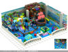 Ocean Theme Children Indoor Soft Playground Areas Playground