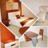 2014 Kingsize Luxury Chinese Wooden Restaurant Hotel Bedroom Furniture (GLB-30008)