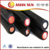 4mm2 X 2core Flat Solar DC Cable Solar PV Cable