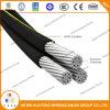 Delgado Aluminum Service Drop Cable UL 854 600V