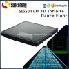New Arrival 50X50cm Portable Infinite LED Dance Floor