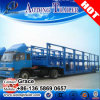 2 Axles Car Carrying Trailer, Car Transport Truck Trailer, Car Carrier Trailers for Sale, Hydraulic Car Trailer, Car Carrier Semi Trailer, Car Trailer for Sale