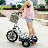 Three Wheels Electric Scooter Hot Sale in Romania