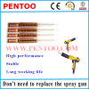 GM01/Opt High Voltage Cascade of Gema Powder Coating Gun