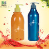 Cosmetic Pet Plastic Shampoo Bottle with Lotion Pump